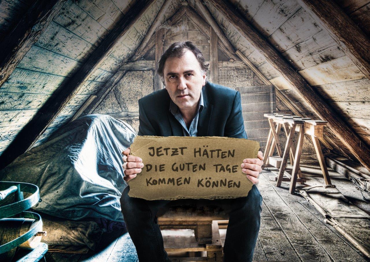 """Stefan Waghubinger: <br>""""Jetzt hätten die guten Tage kommen können"""""""